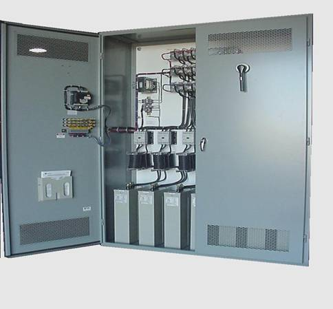Power Factor Correction Bank