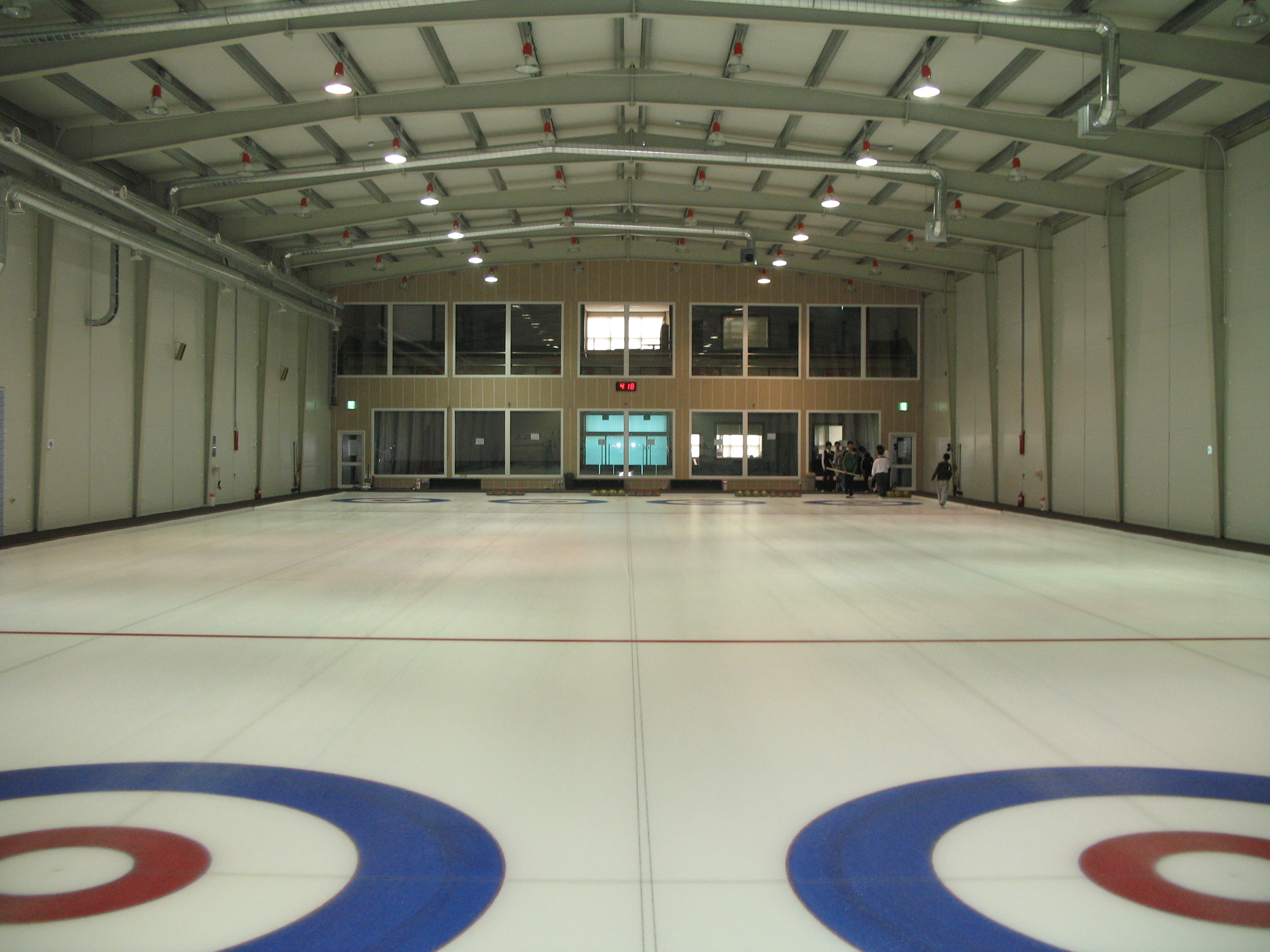 Geongbuk South Korea Curling Club